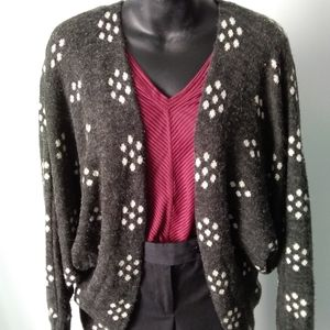 I Love H81 Batwing Sweater